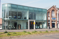 location Local commercial 82m² Valenciennes