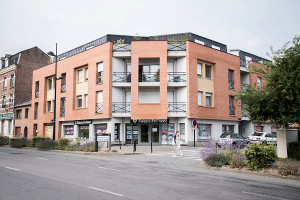 location Local commercial 180m² Valenciennes