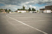 location Parking 1000m² Valenciennes